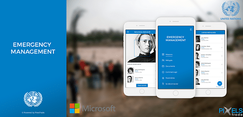 United Nations (UN) - Emergency management - Mobile App