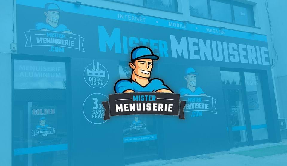 Mister Menuiserie : site e-commerce