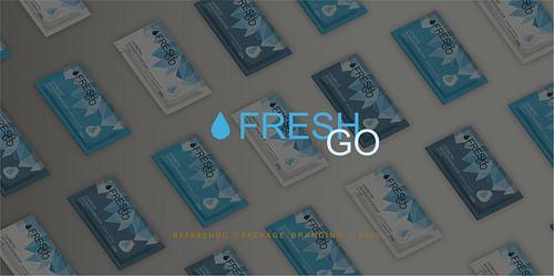 FRESH&GO  Branding - Branding & Positioning