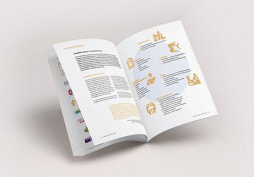CSR-Bericht für Sozialkassen der Bauwirtschaft - Textgestaltung