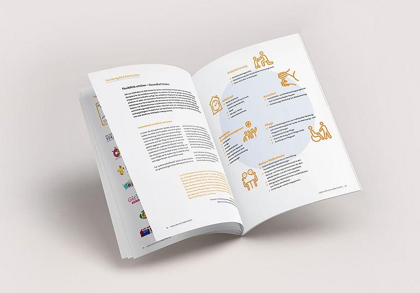 CSR-Bericht für Sozialkassen der Bauwirtschaft