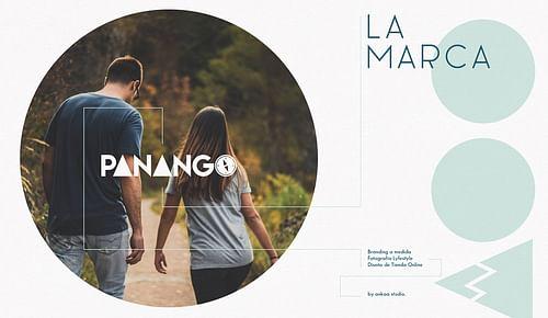 Branding, fotografía, UX y Web para PANANGO - Creación de Sitios Web
