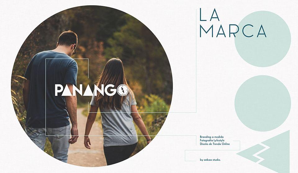Branding, fotografía, UX y Web para PANANGO