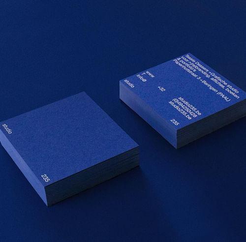 Re-branding Studio235 - Branding & Positionering
