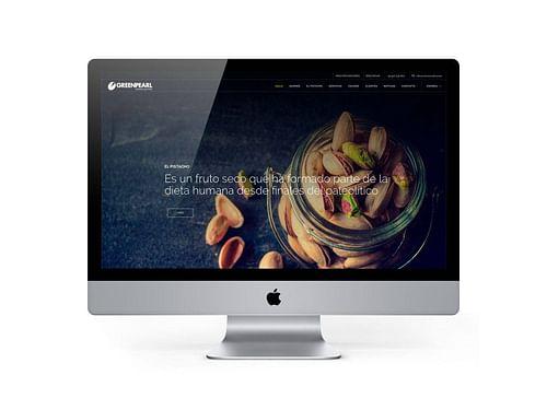 Web site Nuevos Cultivos - Creación de Sitios Web