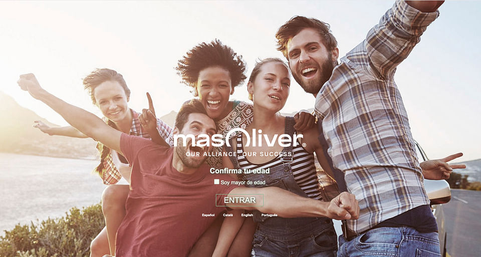 MASOLIVER - Creación de sitio web y SEO