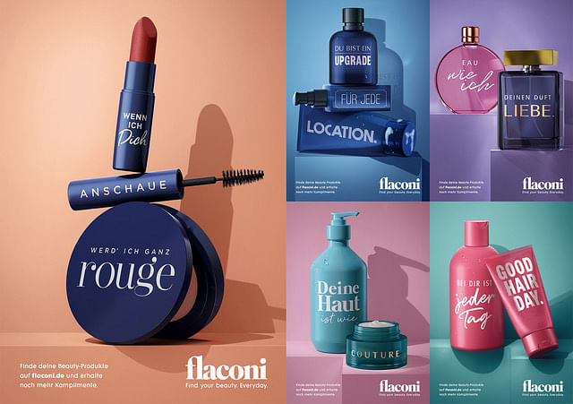 "Flaconi- ""Empowering Beauty"""