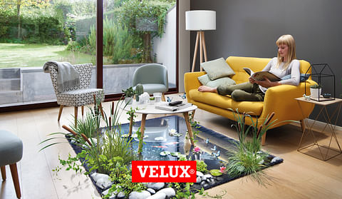 VELUX - Flat Roof Windows Campaign