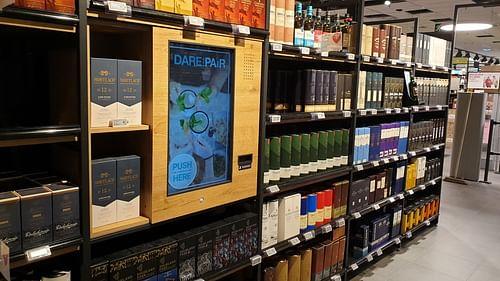Retail Experience Delhaize Schmiede (LUX) - Image de marque & branding