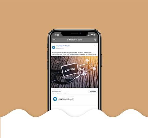 Magnesiumshop.nl: Facebook & Instagram ad campaign