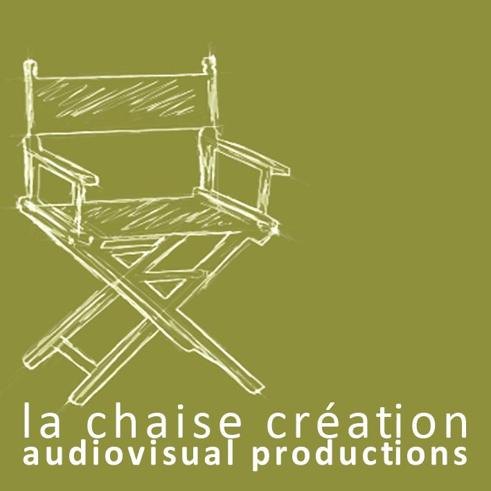 La chaise création logo