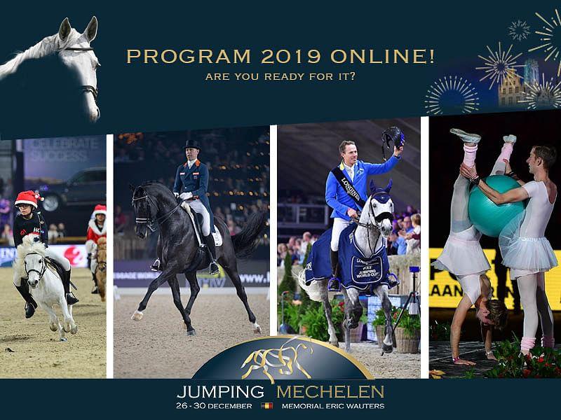Jumping Mechelen   Pers, webcontent, Facebook