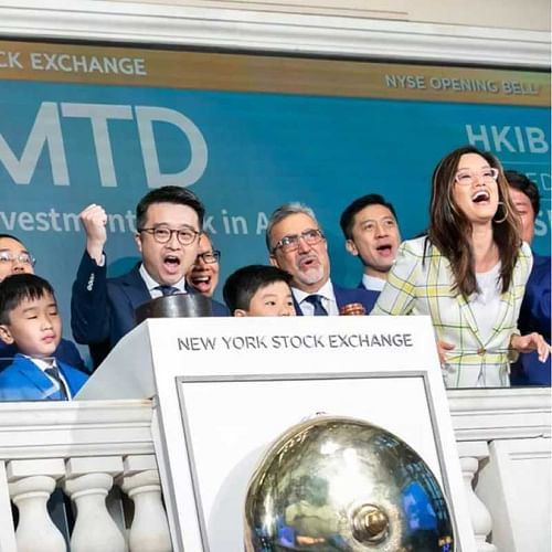 AMTD International - Investment Bank Website - Website Creation