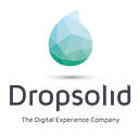 logo Dropsolid - The Digital Experience Company