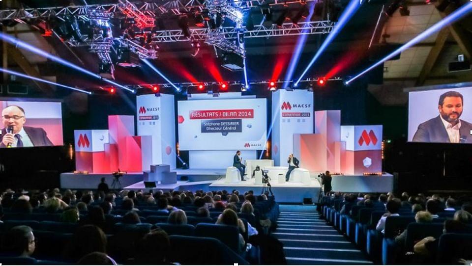 CONVENTION TOP MANAGEMENT MACSF