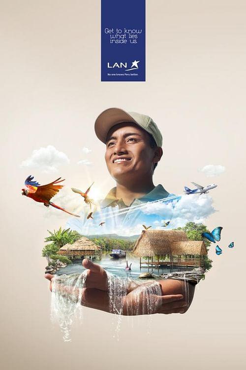Iquitos - Advertising