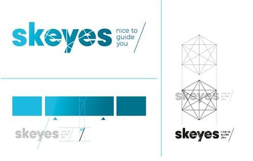 Belgocontrol wordt skeyes - Image de marque & branding