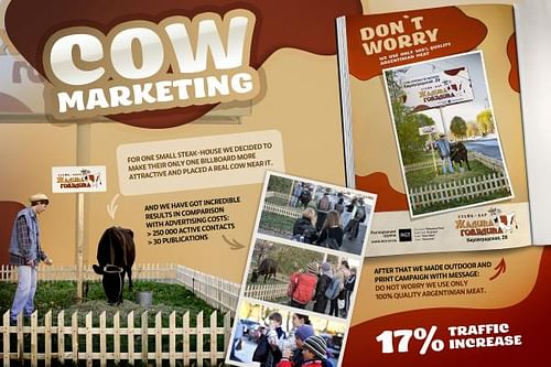 COW MARKETING - Advertising