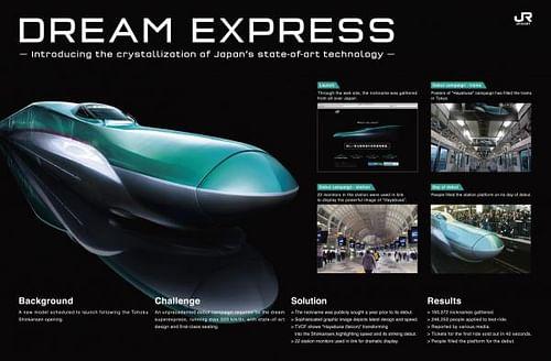 DREAM EXPRESS - Advertising