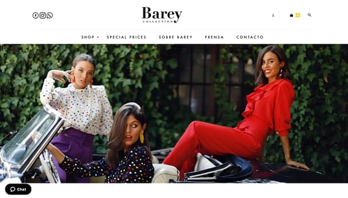 Moda: Estrategia de Marketing Digital - E-commerce