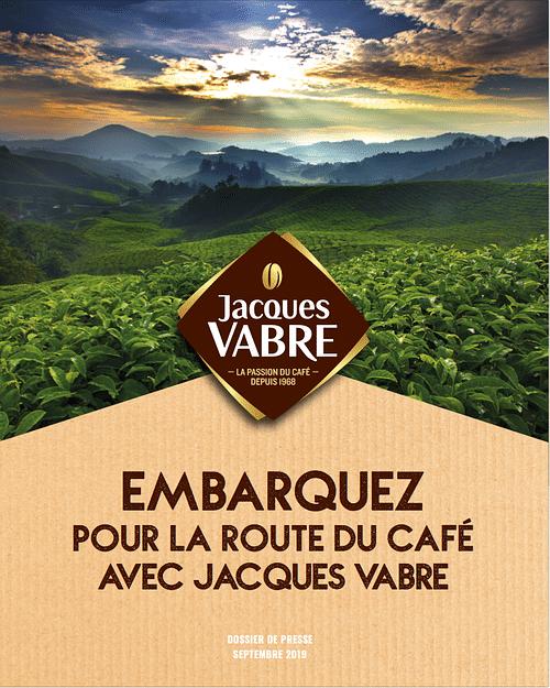 JACQUES VABRE - REFONTE DE MARQUE - Stratégie de contenu