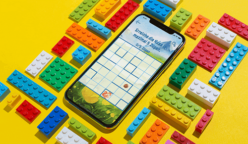Lernspiel-App Emily's Bilder & Töne - Mobile App