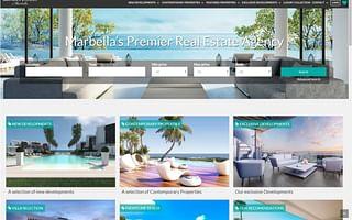 BROMLEY ESTATE MARBELLA (aplicación web)