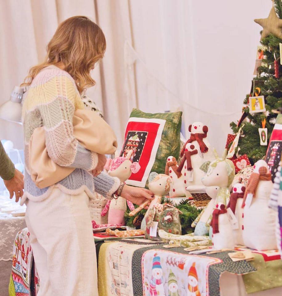 Organización Mercadillo Navidad Iberostar Mencey