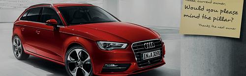 Audi AG - Nationale Audio Kampagne - Mediaplanung