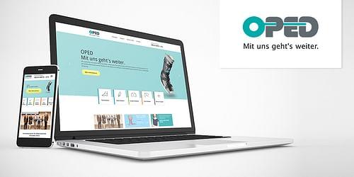 OPED - Agiler Typo3-Relaunch für Medizinprodukt... - Webanwendung
