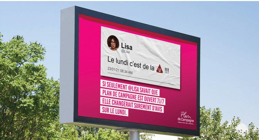 #Lundiiiii - Centre Commercial Plan de Campagne
