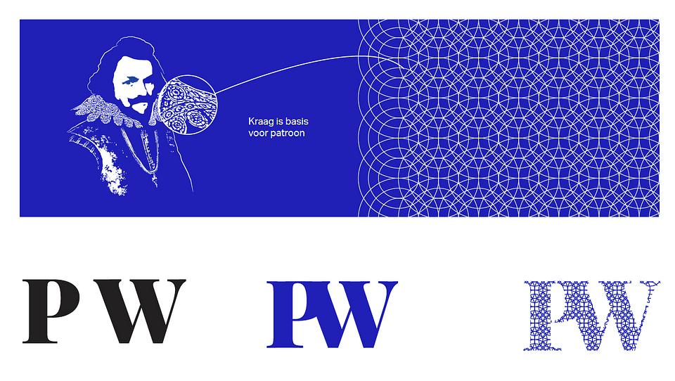 Logo, huisstijl & luxe brochure voor PW Apartments
