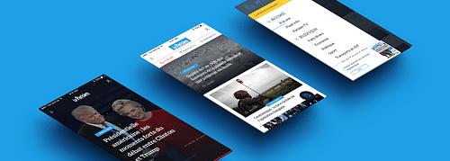 Application mobile - Le Parisien - Stratégie digitale