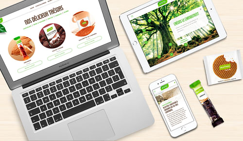 Newtree - Création de site internet