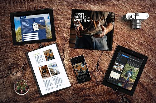 Marketingondersteuning voor Blundstone - Social media