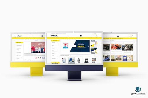 Ecommerce    Sorilux - Creación de Sitios Web