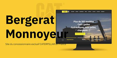 Bergerat Monnoyeur - Usine à sites Drupal - Création de site internet