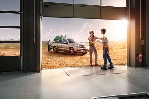 Volkswagen Nutzfahrzeuge - Social Media