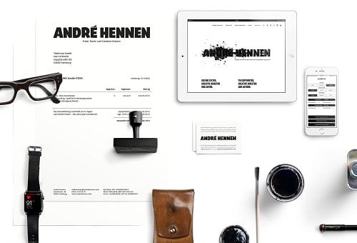 André Hennen - Grafikdesign