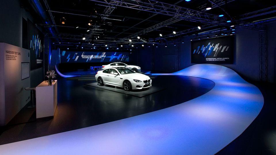 International Media Launch BMW M6 Gran Coupé un...
