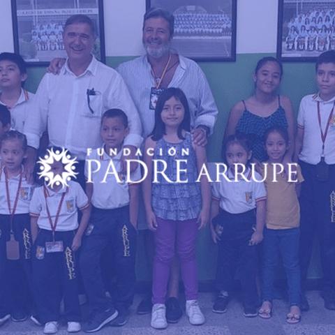 Comunicación para Fundación Padre Arrupe