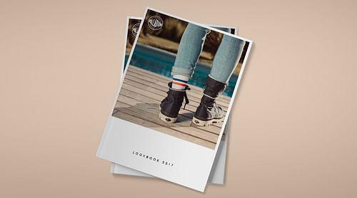 Palladium Look Book 2017 - Image de marque & branding