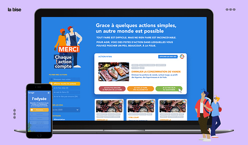 TERAGIR - Création de site internet