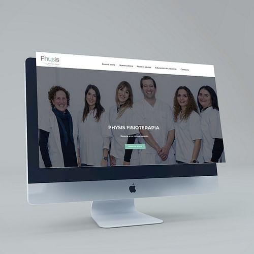 Página web - Estrategia digital