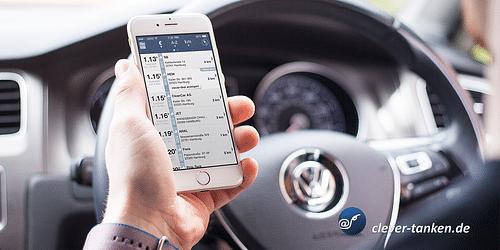 Connected Car / clever-tanken.de - Mobile App