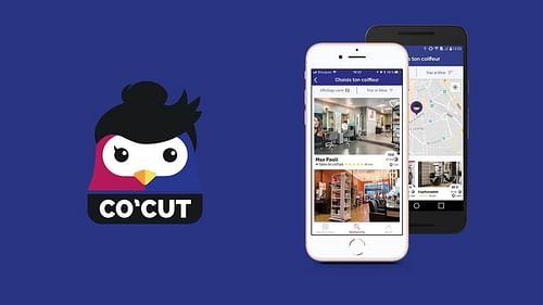 Co'Cut - Application web
