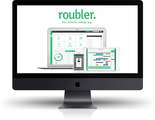 SEO for Roubler (HR SAAS) - SEO