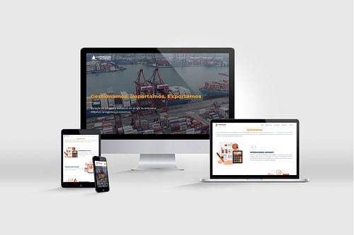Diseño Web Corporación Atlántica - Creación de Sitios Web