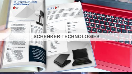 Schenker Technologies GmbH - Markenbildung & Positionierung