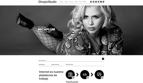 DinapixStudio V4 | Renovatio - Creación de Sitios Web